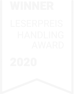 Award Leserpreis Handling Award 2020 - fruitcore robotics