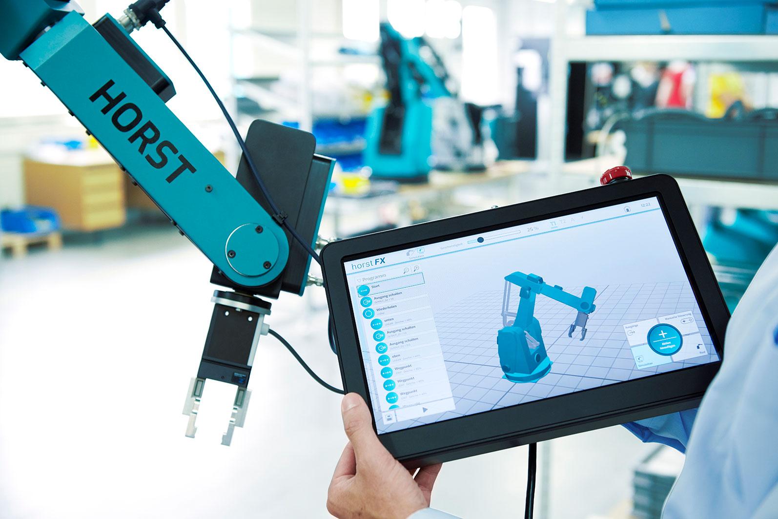 fruitcore-robotics---Software